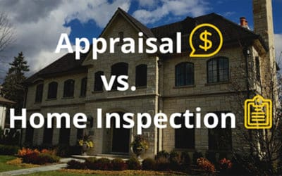 Appraiser vs. Home Inspector – What's the Diff?