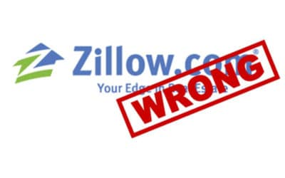 Zillow – Still Not Good Enough