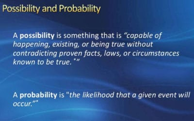Market Value: Probable Vs. Possible